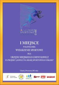 Oskary Sportowe