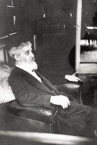 dr John Cohn, autor monografii Geschichte der jüdischen Gemeinde Rawitsch