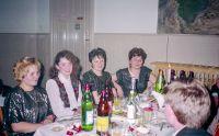 Zabawa sylwestrowa w Dom Kultury w 1993 r.