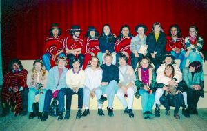 1993 koncert zespołu Kurakas