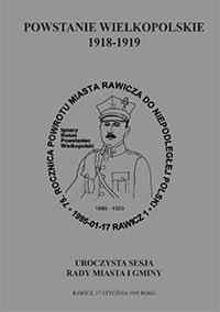 Powstanie Wielkopolskie 1918-1919. Benon Miśkiewicz